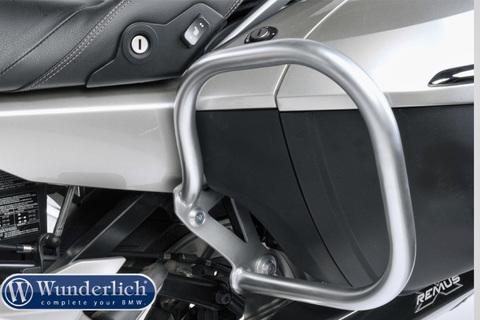 Защитные дуги кофров BMW K 1600 GT/GTL, серебро