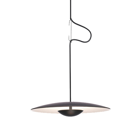 Подвесной светильник копия Ginger by Marset (черный)