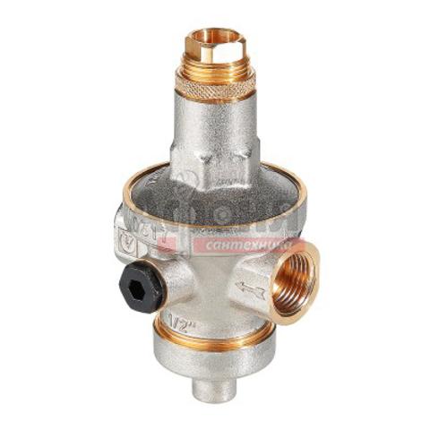 Редуктор давления мембранный VALTEC от 1 до 7 бар 1/2