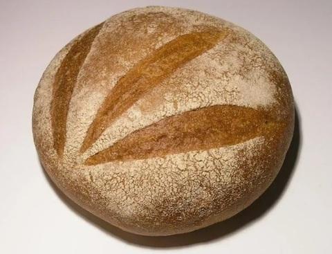 Ржано-пшеничный хлеб Сельский Пекарня Дон Батон 0,33кг