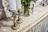 Гостиная модульная ПАТРИСИЯ-7 корень крем глянец