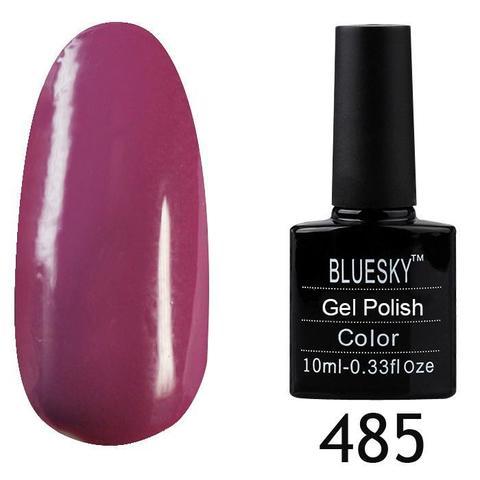 Bluesky, Гель-лак M485