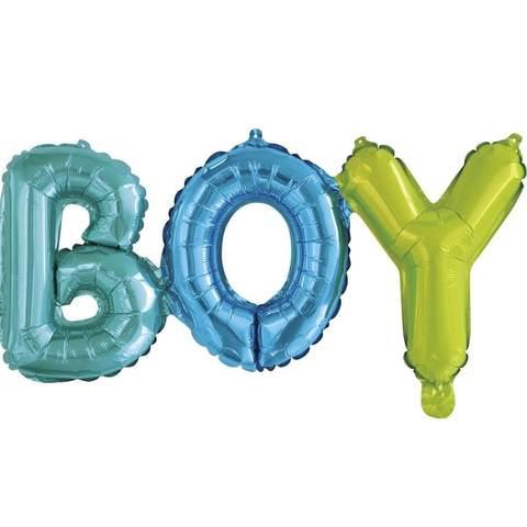 Буквы Boy