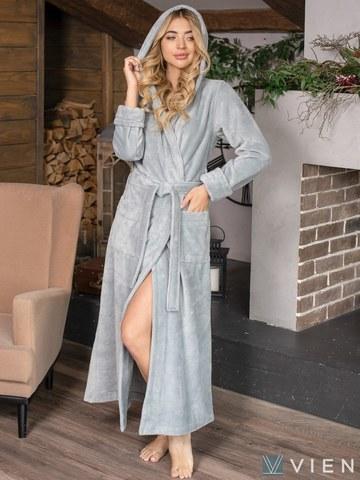 Махровый халат LADY (EFW)