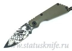 "Нож Strider Starlingear ""Irish Bruiser"" SNG Collab limited"