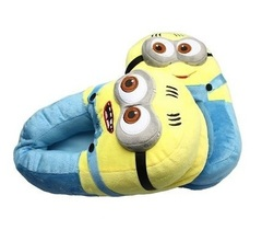 Slipper Plush Despicable Me Minion