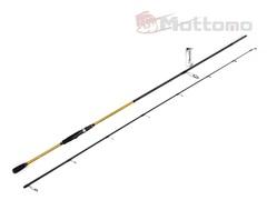 Спиннинг Mottomo Atom MTMS-802M 244см/6-24g