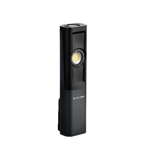 Фонарь светодиодный LED Lenser IW5R, 300 лм., аккумулятор