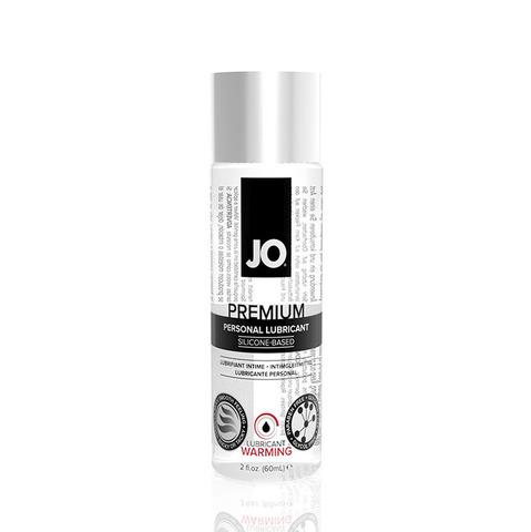 JO Premium Warming, 60ml Классический возбуждающий лубрикант на силиконовой основе