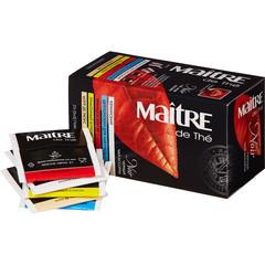 Чай Maitre черный ассорти 25 пакетиков