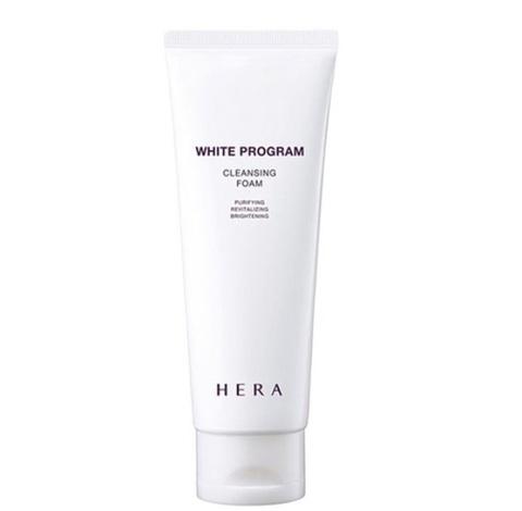 Hera White program deep cleansing foam