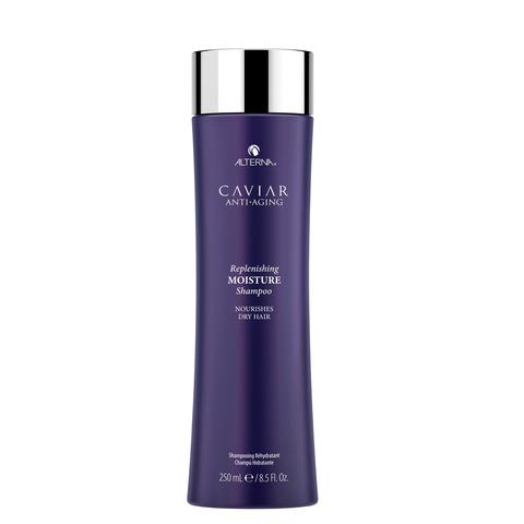 Alterna Увлажняющий шампунь с экстрактом черной икры без сульфатов Caviar Anti-Aging Replenishing Moisture Shampoo