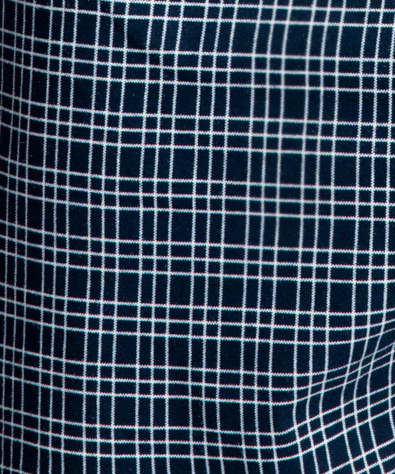 Мужские трусы боксеры Atlantic, набор из 2 шт., хлопок, серые + темно-синие, 2MBX-007
