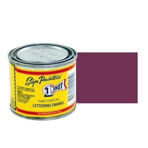Эмали для пинстрайпинга Эмаль для пинстрайпинга 1 Shot Пурпурный (Purple), 118 мл Purple2.jpg