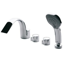 Смеситель на борт ванны Ideal Standard Melange A4293AA фото