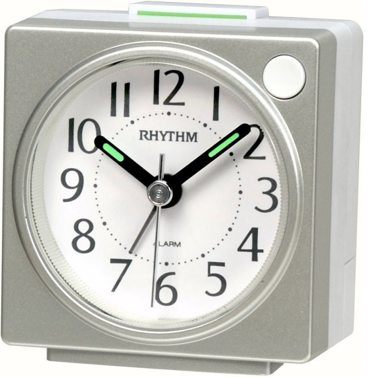 Часы-будильник Rhythm CRE893NR19