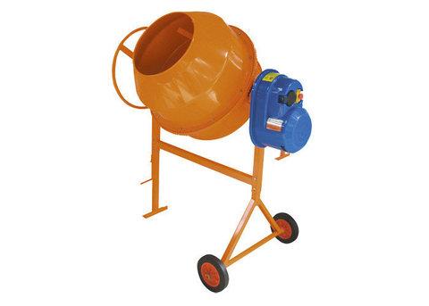 Бетоносмеситель СБР-170А.  170 л, 1,0 кВт, 220 В  (Бетономешалка)