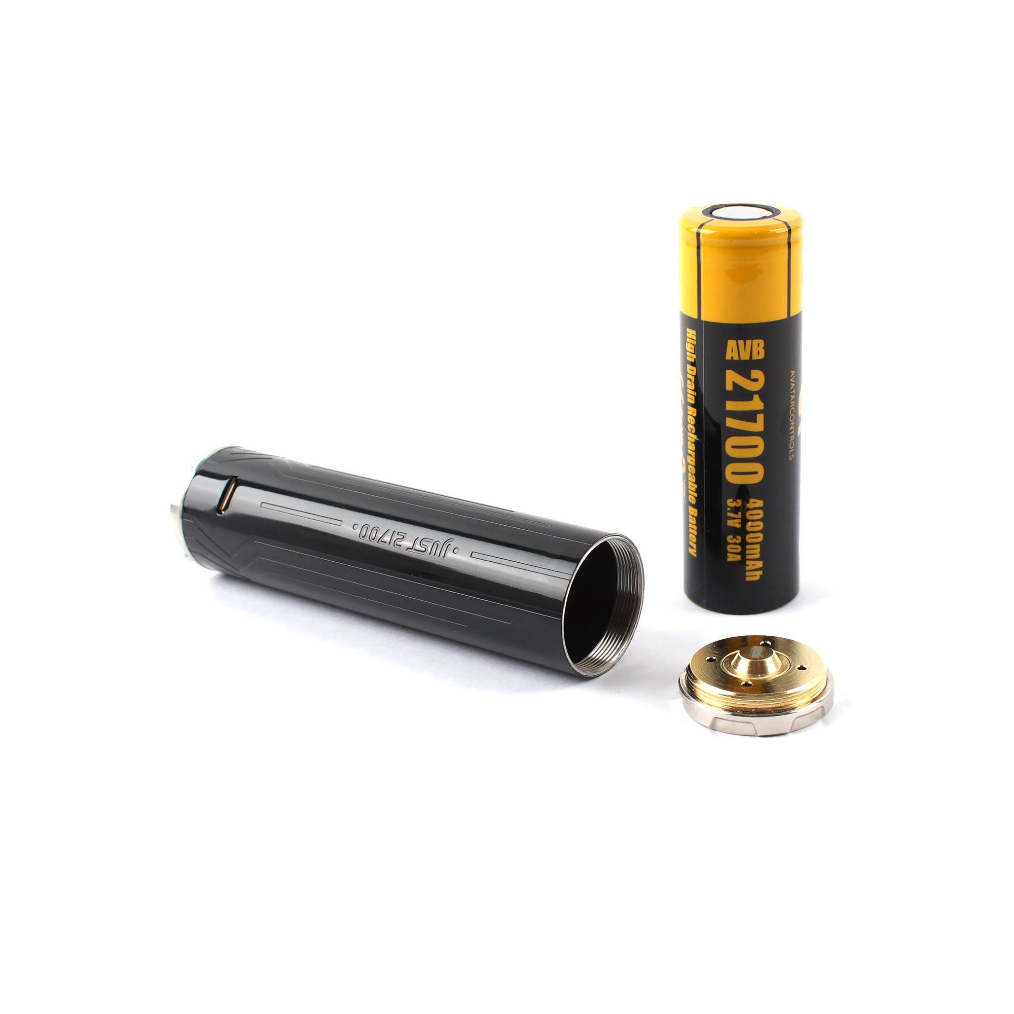 Батарейный блок Eleaf Ijust 21700 со съемным аккумулятором