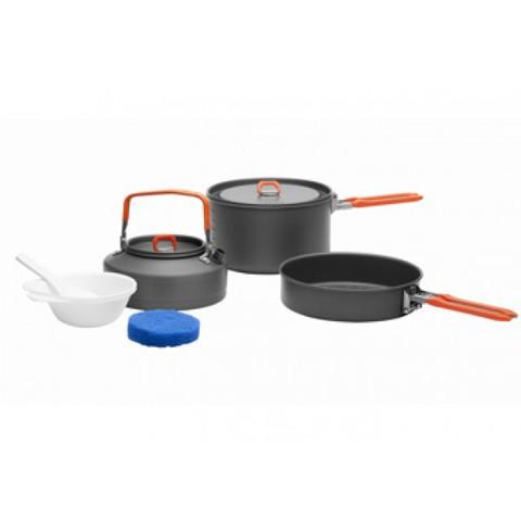 Картинка набор посуды Fire Maple Feast 2 алюминиевый  - 1