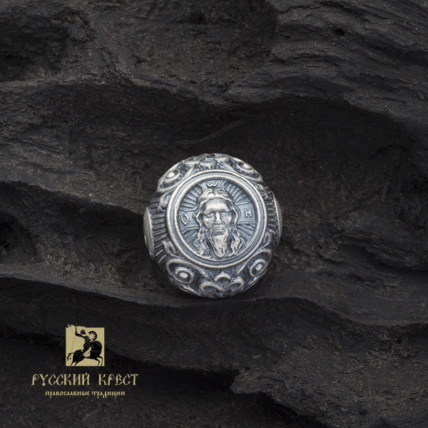 православный шарм серебро