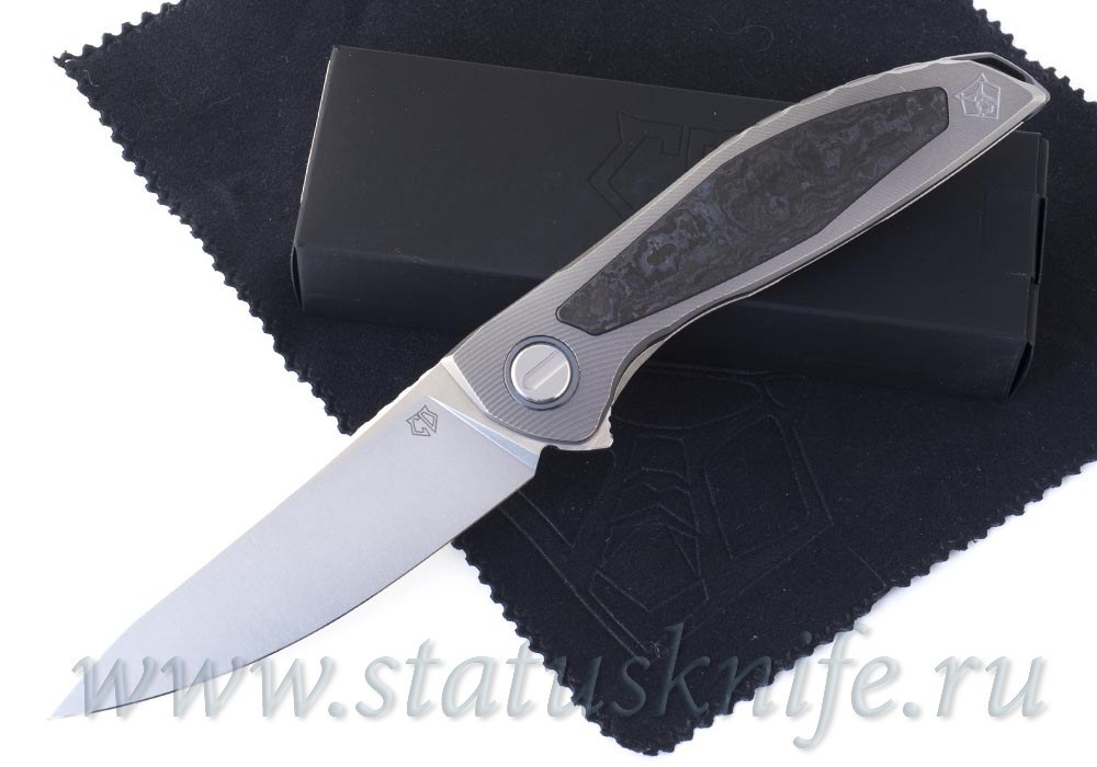 Нож Широгоров Неон NeOn NL CD S110V Custom Division