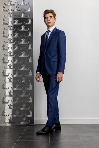 RENE LEZARD Костюм с брюками на подвижном поясе