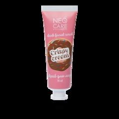 Скраб для лица Crispy cream, питательный, 30ml Neo Care TМ Levrana