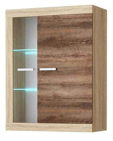 Шкаф-витрина СОНАТА ВНС-800