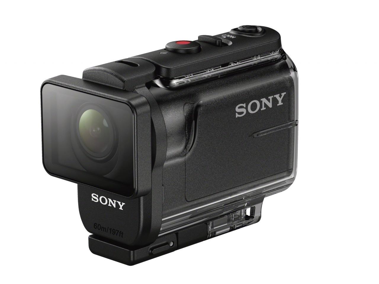 Экшн камера HDR-AS50 в фирменном интернет-магазине Sony Centre
