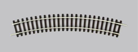 R1: Радиусный рельс - R360 мм/30°, A-Gleis