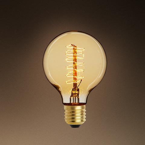 Набор ламп Globe 40W E27 (6 шт.)
