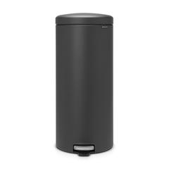 Мусорный бак newicon (30 л), Минерально-графитовый