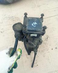 Тормозной кран EBS, кран управления тормозами прицепа на МАН  Кран управления тормозами прицепа Б/У, подходит: MAN TGA/TGS/TGX  OEM MAN - 81523016206  Knorr - 0486205022: 0486205022N50