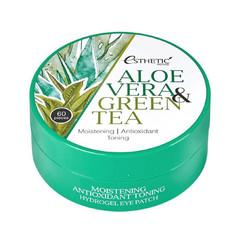 Патчи для глаз АЛОЭ/ЗЕЛЕНЫЙ ЧАЙ ESTHETIC HOUSE Aloe Vera&Green Tea Hydrogel Eye Patch