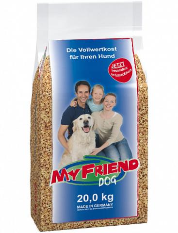 My Friend dog 20 кг