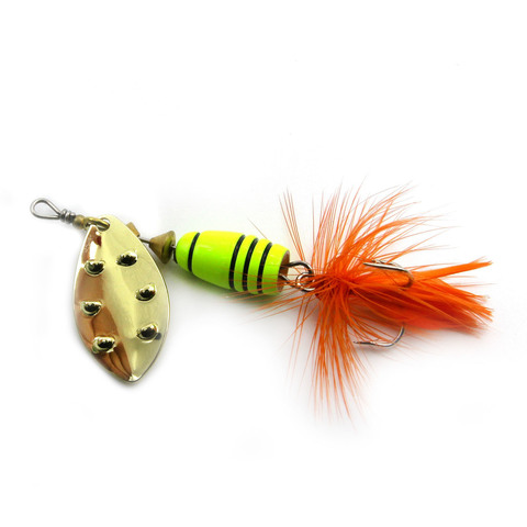 Блесна Extreme Fishing Total Obsession №2 7g 15-FluoYellow/G