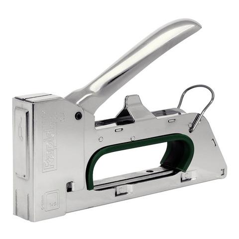 RAPID R14E степлер (скобозабиватель) ручной для скоб тип 140 (6-8 мм). Cтальной корпус