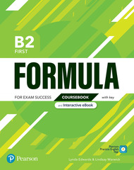 Formula First Coursebook Interactive eBook with...