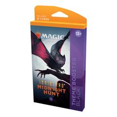 Тематический чёрный бустер «Innistrad: Midnight Hunt»
