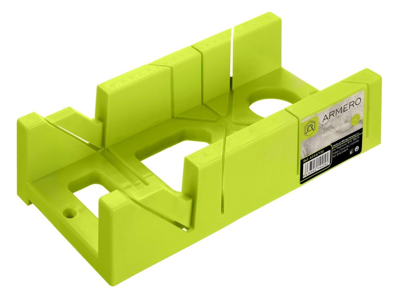 Стусло пластиковое A544/130, 300х140х75мм