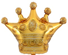 """Фигура """"Золотая корона"""""""