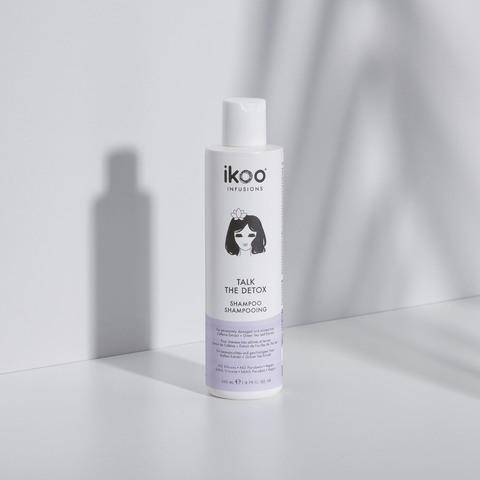 Шампунь ikoo infusions Talk the Detox Shampoo «ДЕТОКС ПРОКАЧКА», 250 мл.