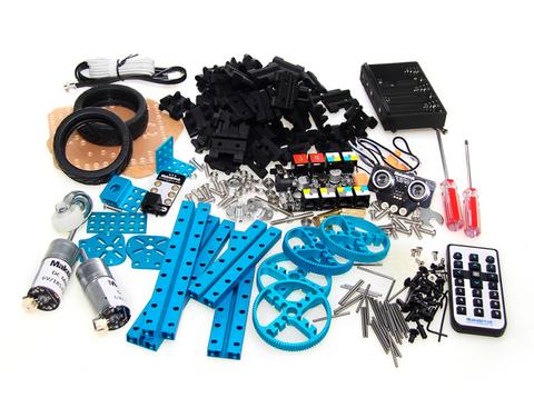 Робот-конструктор Makeblock Starter Robot Kit, набор для начинающих (версия Bluetooth) 90020