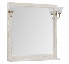Зеркало Aquanet Тесса (Декапе) 85 жасмин золото