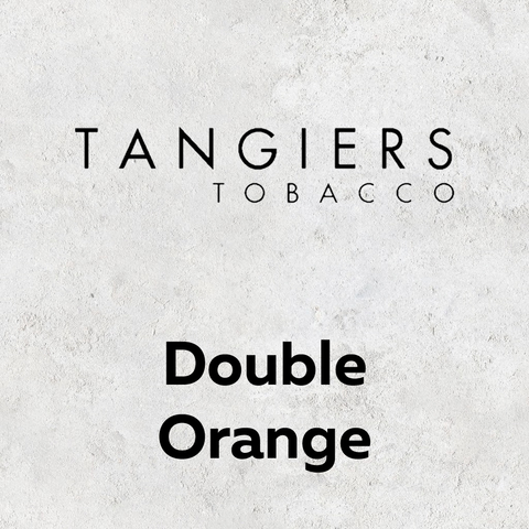 Тangiers (250 гр) Double Orange (Birquq)