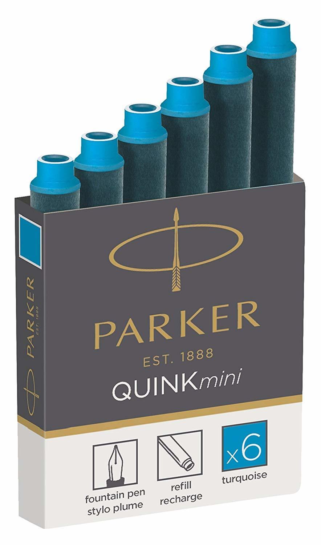 Parker QUINK mini Z17, Turquoise (S0767270)
