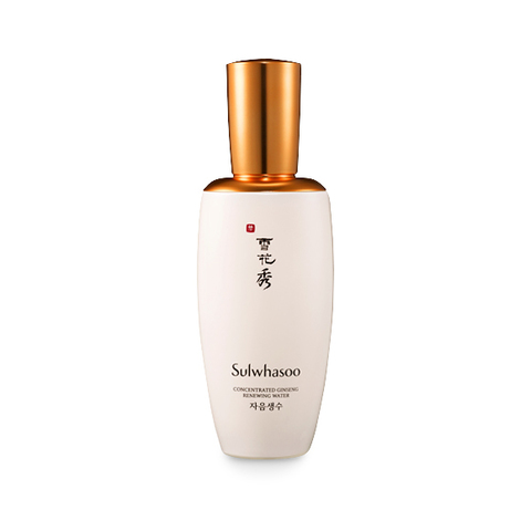 Sulwhasoo Concentrated Ginseng Renewing Water, 125 мл