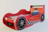 ПитСтоп Кровать детская (красный)