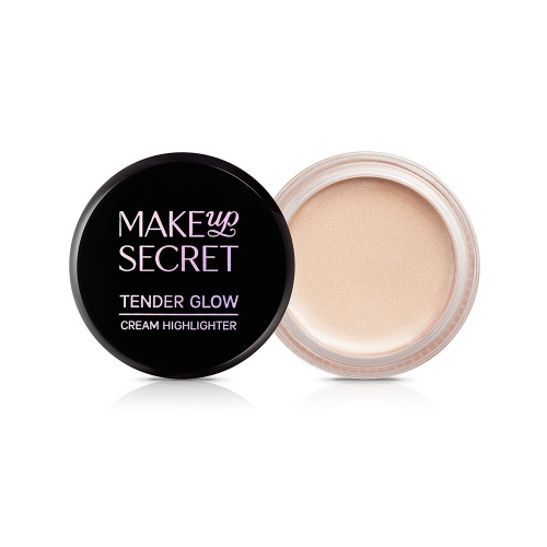 Хайлайтер кремовый Make-Up-Secret Tender Glow Beige CH03 8 гр