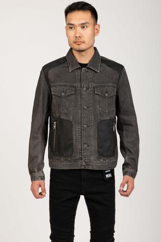 Куртка джинсовая NHILL-ROD-SP JACKET Diesel